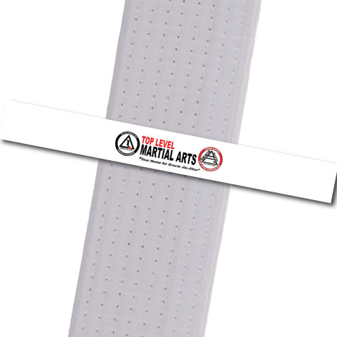 Top Level Martial Arts - Logo Only Custom Belt Stripes - BeltStripes.com : The #1 Source for Martial Arts Belt Tape