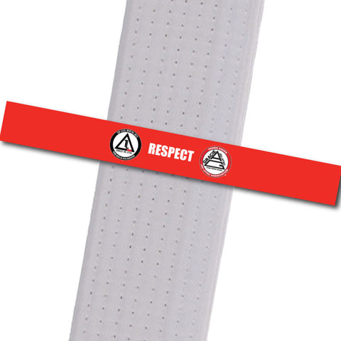 Top Level Martial Arts - Respect - BeltStripes.com