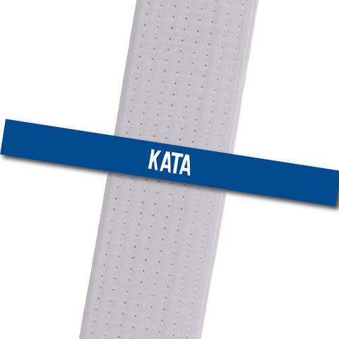 Traditional Karate Stripes - Kata Achievement Stripes - BeltStripes.com : The #1 Source for Martial Arts Belt Tape
