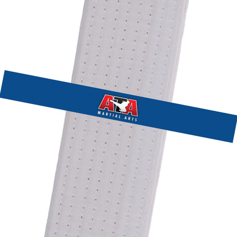 Triple Crown Martial Arts - Blue Custom Belt Stripes - BeltStripes.com : The #1 Source for Martial Arts Belt Tape