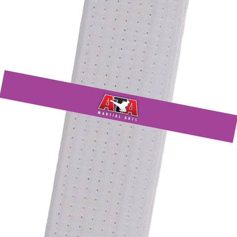 Triple Crown Martial Arts - Purple Custom Belt Stripes - BeltStripes.com : The #1 Source for Martial Arts Belt Tape