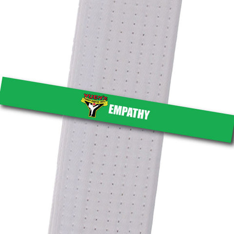 Yuens BeltStripes - Empathy Achievement Stripes - BeltStripes.com : The #1 Source for Martial Arts Belt Tape