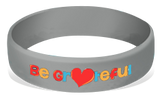 Be Grateful! Silicone Wrist Bands