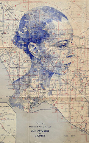 "Ed Fairburn | ""Los Angeles I"""