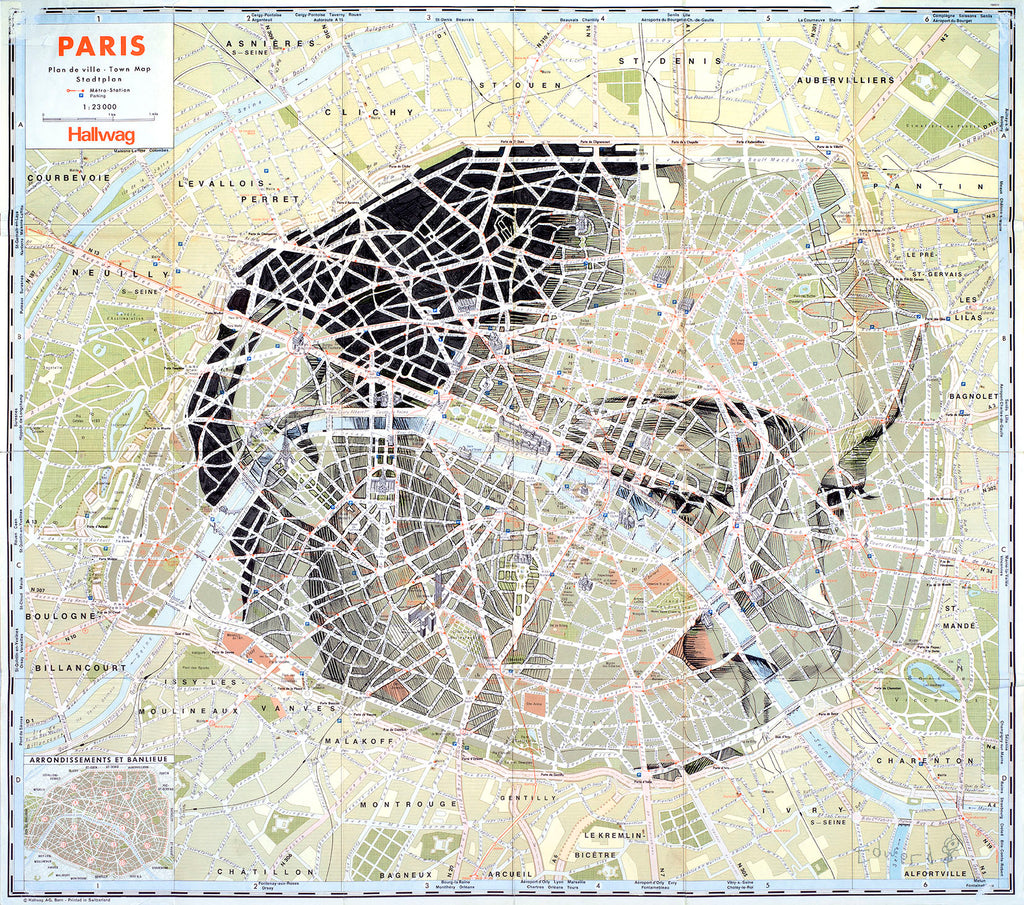 "Ed Fairburn | ""Paris"""