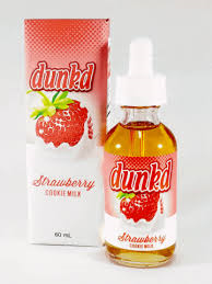 Dunkd Strawberry 60ML  3mg