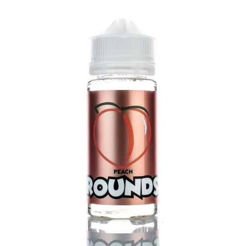 Rounds Peach 100ML 6mg