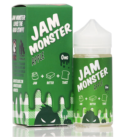 Jam Monster Apple 3mg  100ML