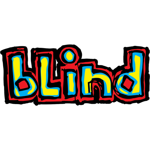 Blind Classic Sticker, - Aircooled - Vintage Vdub - Vw