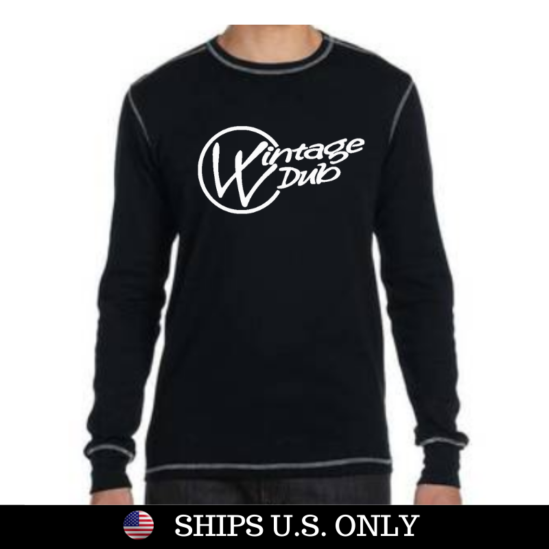 Bella Canvas Shop Thermal Black, - Aircooled VW - Vintage Vdub