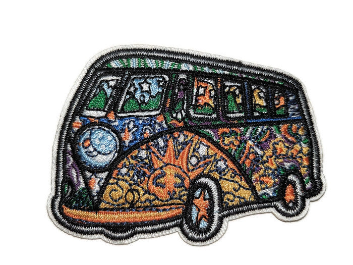 Hippie Bus Patch  3