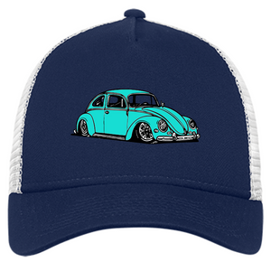 Bug Embroidered New Era® Trucker, - Aircooled VW - Vintage Vdub