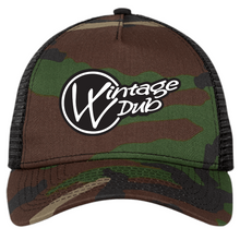 Load image into Gallery viewer, Vintage Vdub New Era® Trucker, - Aircooled VW - Vintage Vdub