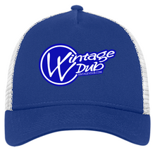 Load image into Gallery viewer, Vintage Vdub New Era®Trucker, - Aircooled VW - Vintage Vdub