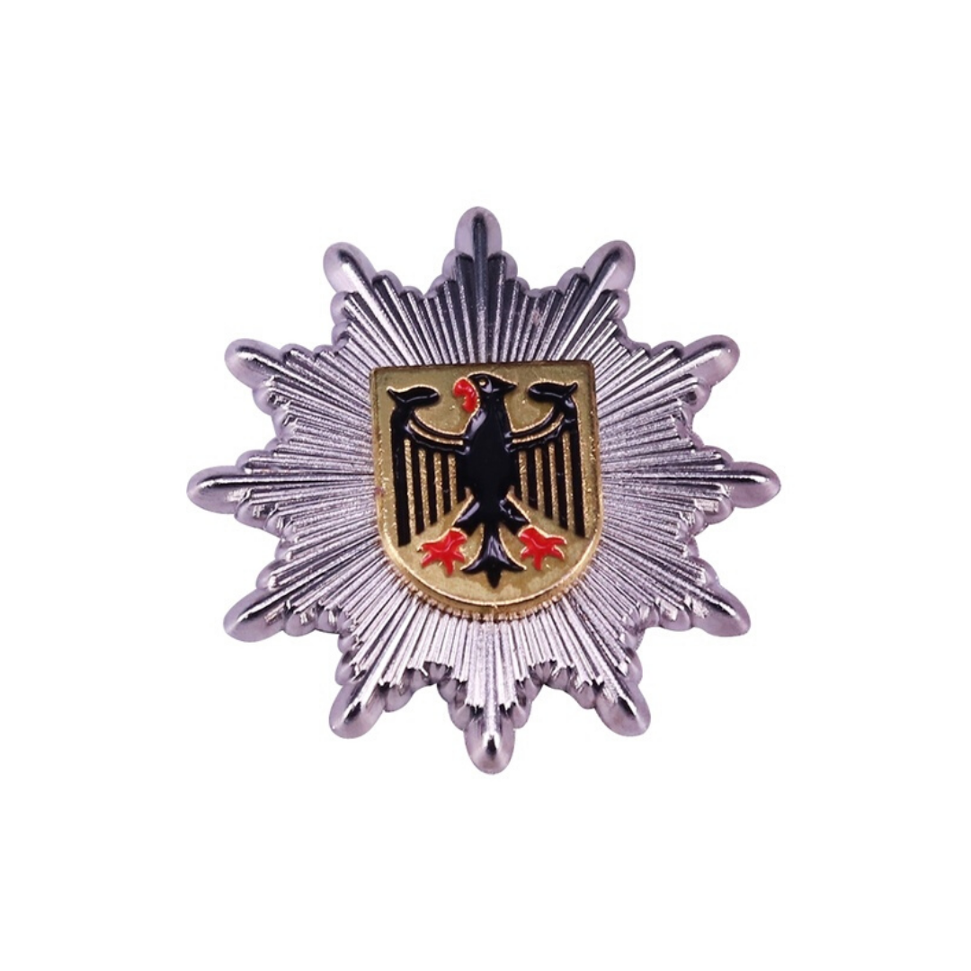 German Eagle Panzer Cross Pin, - Aircooled VW - Vintage Vdub
