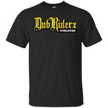 Load image into Gallery viewer, DubRiderz Shop Tee (Gold), - Aircooled VW - Vintage Vdub