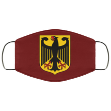 Load image into Gallery viewer, Face Mask German Eagle (Multiple Colors), - Aircooled VW - Vintage Vdub