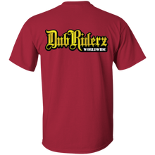 Load image into Gallery viewer, DubRiderz Tee, - Aircooled VW - Vintage Vdub