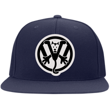 Load image into Gallery viewer, Kool Kat Embroidered Snapback - Vintage Vdub