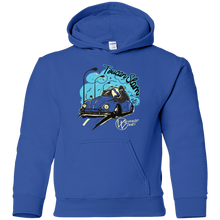 Load image into Gallery viewer, Toucan Slam Youth Pullover Hoodie, - Aircooled VW - Vintage Vdub