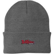Load image into Gallery viewer, DubRiderz Beanie (Red), - Aircooled VW - Vintage Vdub