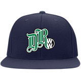 DRWW Embroidered Snapback (Green)