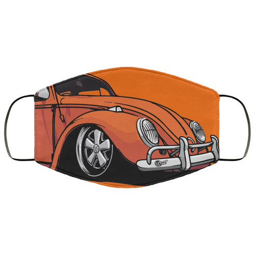 FMA Face Mask Orange Bug (Multiple colors)