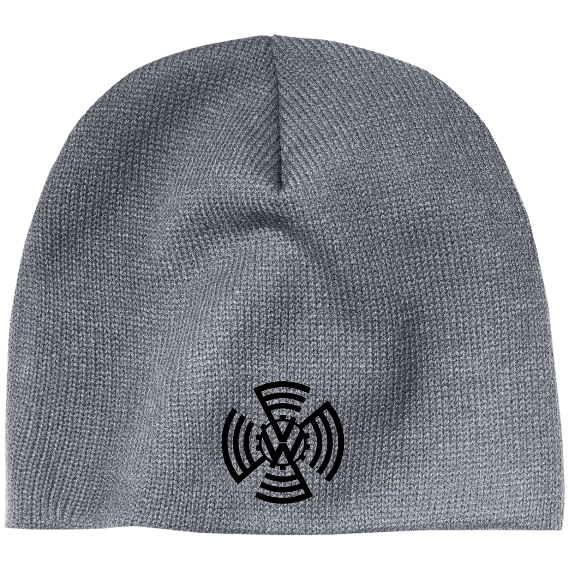 KDF Embroidered Beanie, - Aircooled VW - Vintage Vdub
