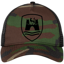 Load image into Gallery viewer, Wolfsburg New Era® Trucker, - Aircooled VW - Vintage Vdub