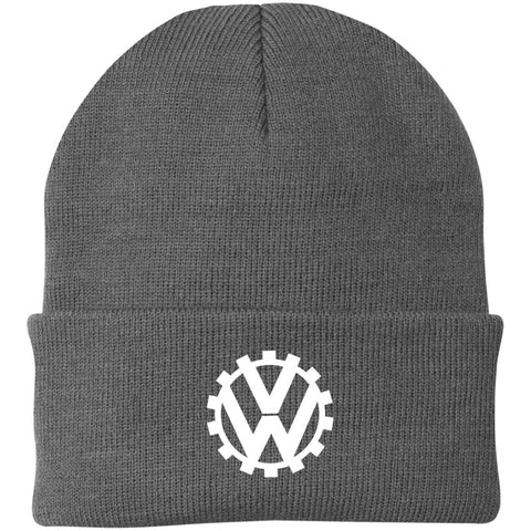 COG Embroidered Beanie, - Aircooled - Vintage Vdub - Vw