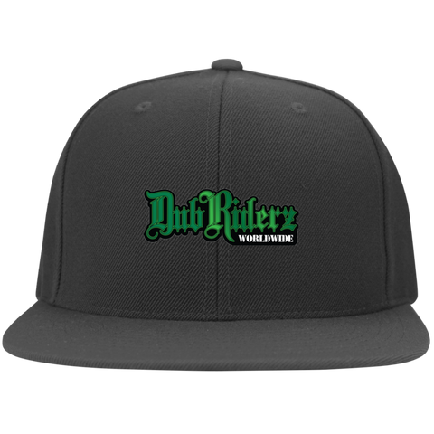 DubRiderz Embroidered Flexfit (Green), - Aircooled - Vintage Vdub - Vw