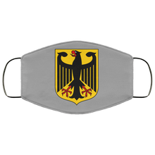 Load image into Gallery viewer, FMA Face Mask German Eagle (Multiple Colors) - Vintage Vdub