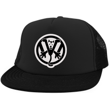 Load image into Gallery viewer, Kool Kat Embroidered Trucker, - Aircooled VW - Vintage Vdub