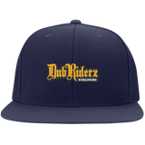 DubRiderz Embroidered Snapback (Gold)