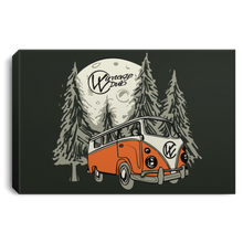Load image into Gallery viewer, Moonlight Drive Framed Art 3 SIZES, - Aircooled VW - Vintage Vdub