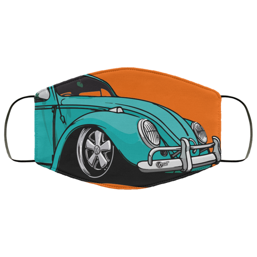FMA Face Mask Seafoam Bug (Multiple colors)