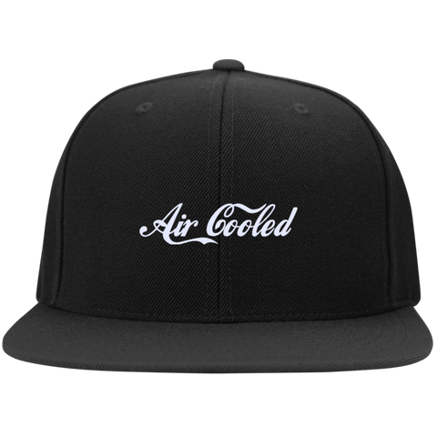 Air Cooled Embroidered Snapback, - Aircooled - Vintage Vdub - Vw