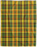 Westy Plaid Fleece Blanket - 60x80