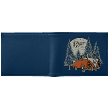 Load image into Gallery viewer, The Bulli Bi-Fold  (Faux Leather), - Aircooled VW - Vintage Vdub