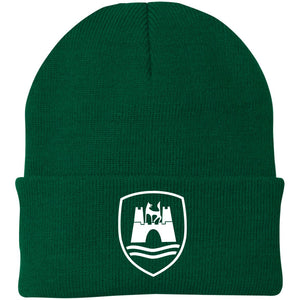 Wolfsburg Embroidered Beanie, - Aircooled VW - Vintage Vdub