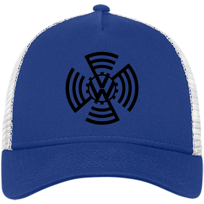 KDF Embroidered New Era® Trucker, - Aircooled VW - Vintage Vdub