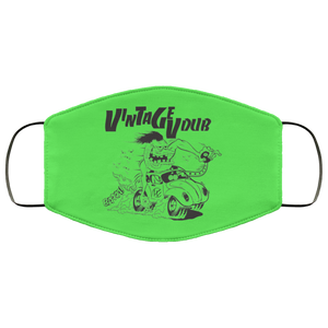 Face Mask Fink (Multiple colors), - Aircooled VW - Vintage Vdub