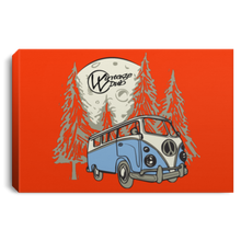 Load image into Gallery viewer, Moonlight Drive Framed Canvas 3 Sizes, - Aircooled VW - Vintage Vdub