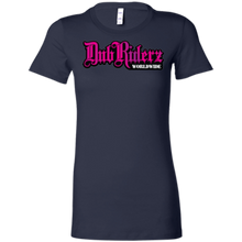 Load image into Gallery viewer, DubRiderz Ladies Tee (Pink), - Aircooled VW - Vintage Vdub