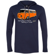 Load image into Gallery viewer, Camper Bus (Orange), - Aircooled VW - Vintage Vdub