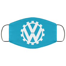 Load image into Gallery viewer, Face Mask COG (Multiple colors), - Aircooled VW - Vintage Vdub