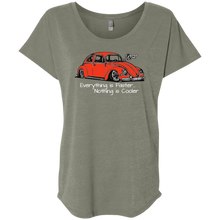 Load image into Gallery viewer, Buggie Orange Next Level Triblend, - Aircooled VW - Vintage Vdub