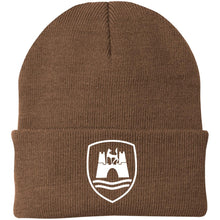 Load image into Gallery viewer, Wolfsburg Embroidered Beanie, - Aircooled VW - Vintage Vdub