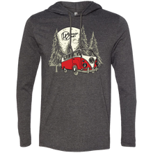 Load image into Gallery viewer, Moonlight Drive ~ Lightweight Hoodie, - Aircooled VW - Vintage Vdub
