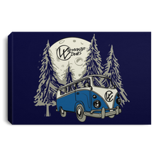 Load image into Gallery viewer, Moonlight Drive Framed Canvas, - Aircooled VW - Vintage Vdub
